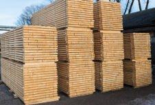 В мае 2020 г. Норвегия увеличила экспорт изделий из древесины на 10,3%