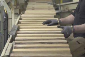 Hamberger прекращает производство пиломатериалов лиственных пород