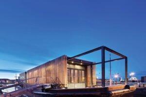 Ребрендинг и совершенствование бизнеса в International Timber