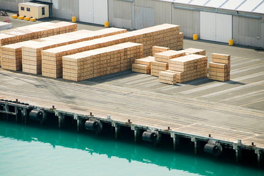 В 1 кв. 2020 г. Финляндия сократила экспорт лесопромышленной продукции на 23%