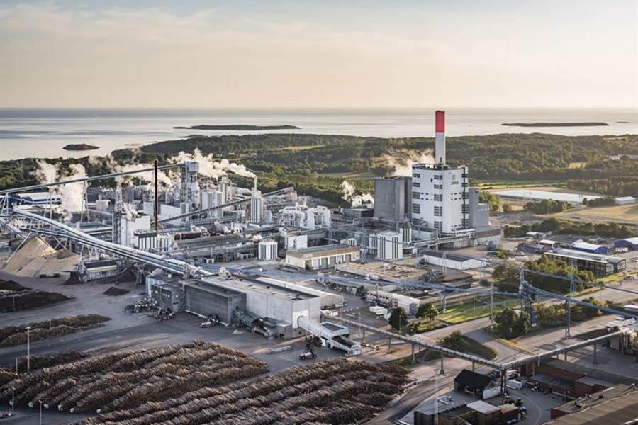 Södra объявляет о дальнейшем увеличении производства Värö