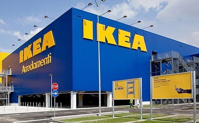 You are currently viewing Меблевий рітейлер IKEA подвоює потужності інтернет-магазину в Україні