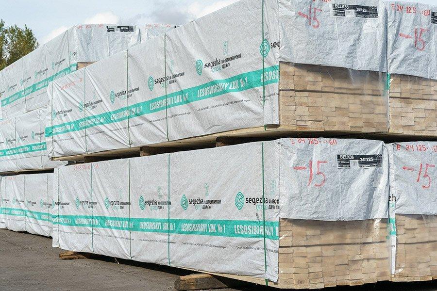 Segezha Group расширяет Онежский лесопильный завод