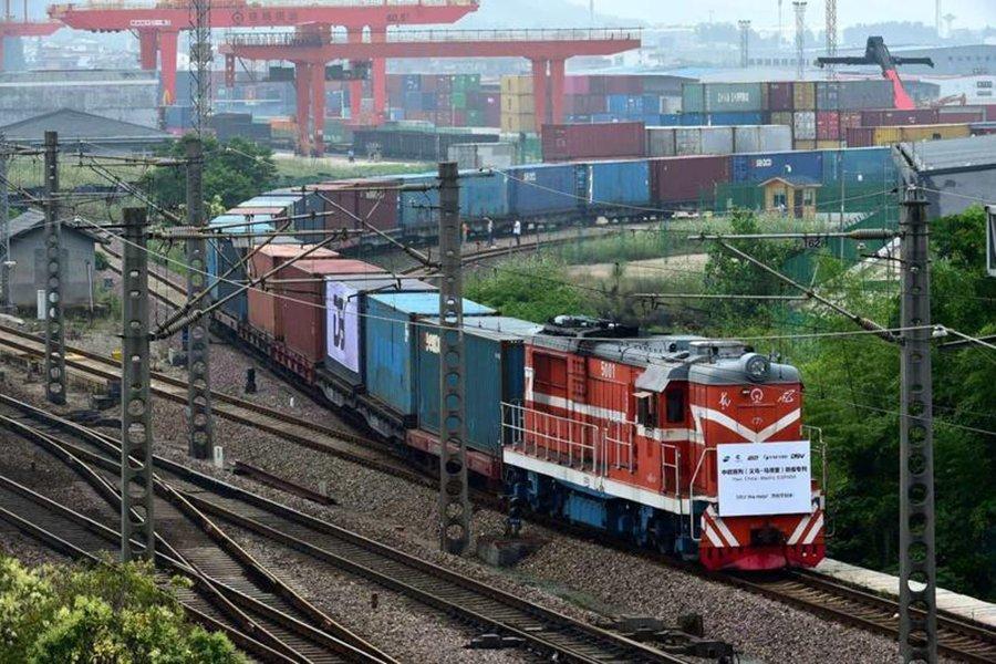 Ускоренное железнодорожное грузовое сотрудничество Китай-ЕС