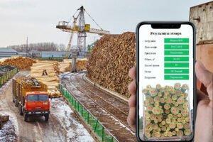 Segezha Group и «Инфосистемы Джет» протестировали технологии машинного обучения для измерения плотного объема круглого леса и КПД