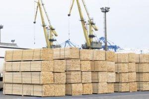 Российский экспорт пиломатериалов хвойных пород в Китай сократился на 13%