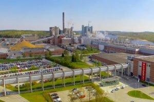 Holmen увеличит мощность на 56% с помощью Martinsons