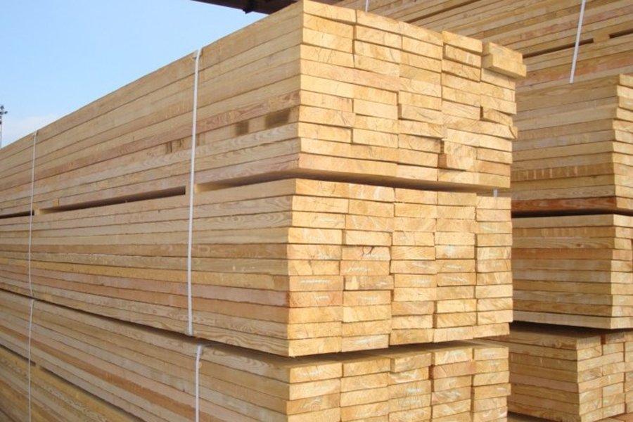 В Центральной Европе цены на пиломатериалы из сибирской лиственницы выросли на 20 € / м³ в связи с повышением спроса