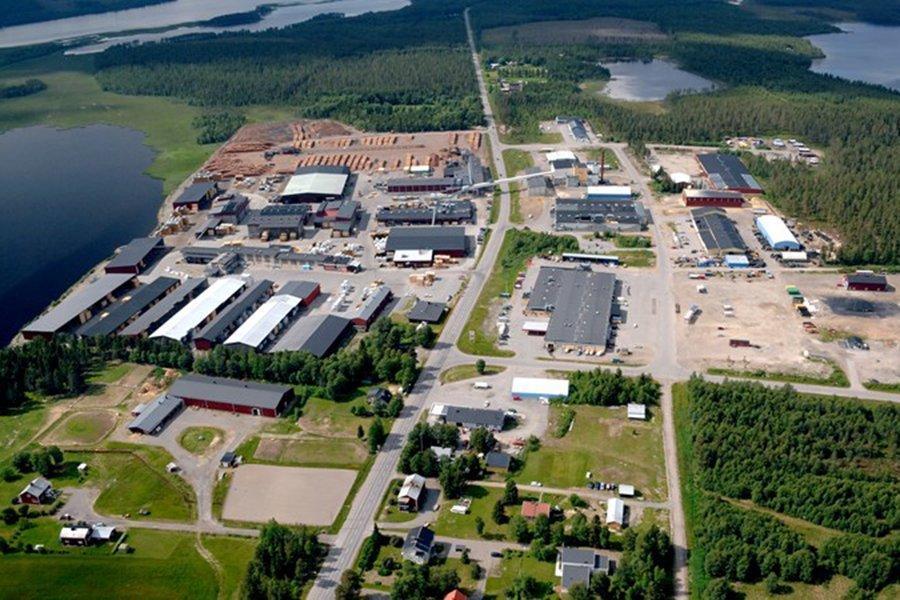 Setra планирует увеличить производство лесопильного завода в Мала до 500 000 м³/год