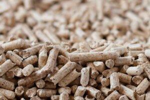 Британский импорт древесных гранул достиг рекордного уровня