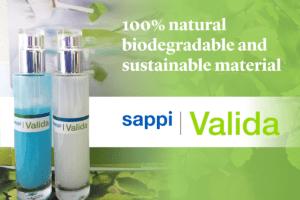 Sappi Valida обеспечивает преимущества натуральной целлюлозы для надежного, экологичного состава дезинфицирующего средства для рук