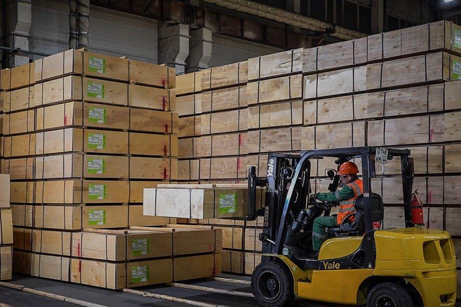 Российский экспорт фанеры в первом квартале резко вырос