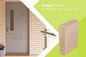 Halspan запускает новую серию противопожарных дверей