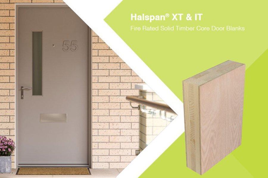 You are currently viewing Halspan запускает новую серию противопожарных дверей