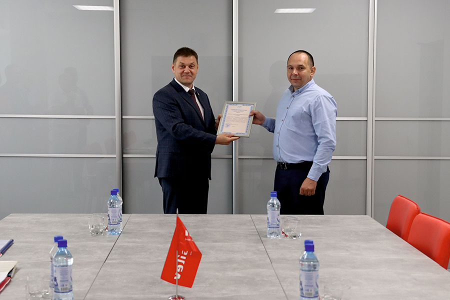 Реализация нового инвестиционного проекта планируется в СЭЗ «Могилев»