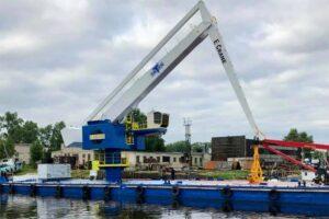 Группа компаний «Титан» приобрела E-Crane
