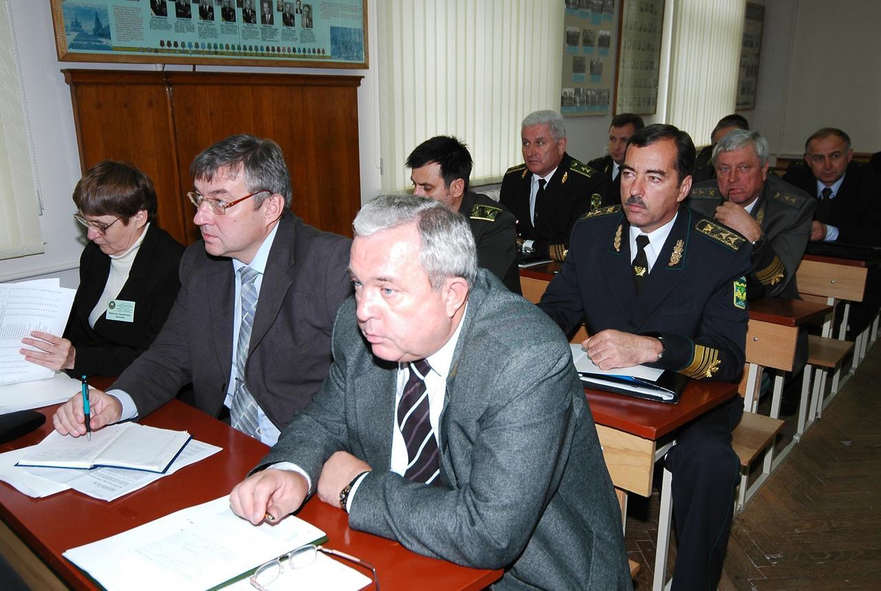 М.Попков: Проект выступления В.И.Самоплавского на расширенном заседании Ученого Совета по поводу 165-летия НАУ (2006)