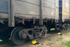 На Лесосибирском ЛДК №1 начали взвешивать вагоны