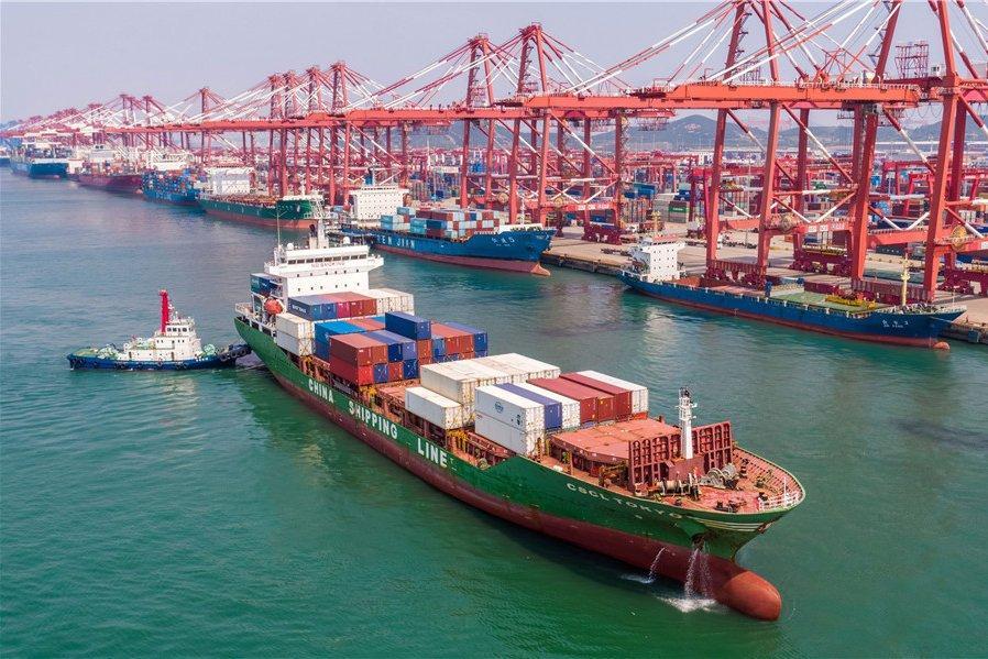 Китай хочет получить «большую долю экспорта»: отчет SCMP