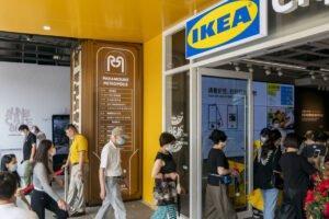 Ikea снизит цены на 250 наименований в Китае