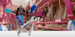 В Германии растут продажи товаров в магазинах строительных материалов для дома и сада