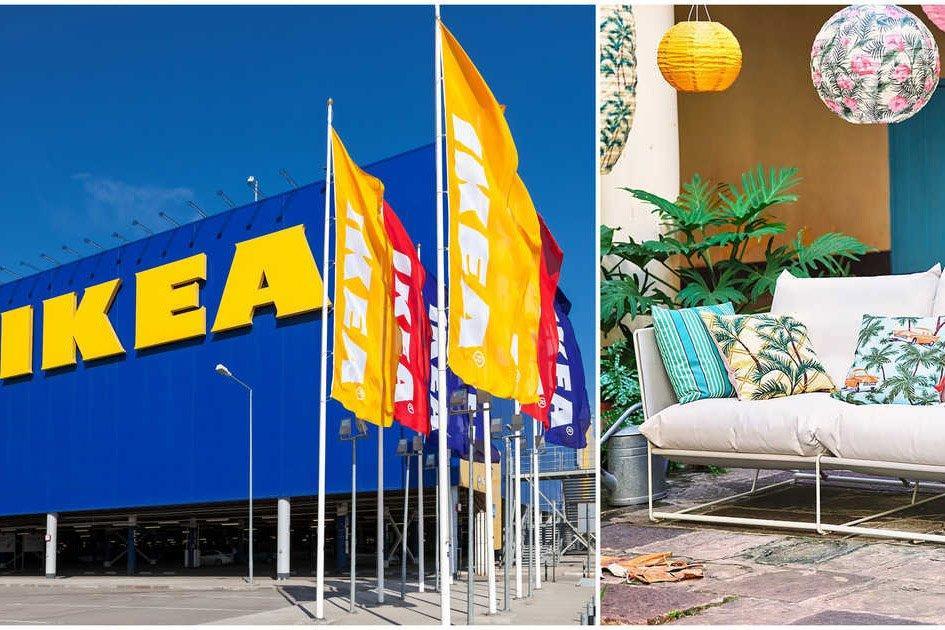 На новой летней распродаже IKEA Canada со скидкой 70% на мебель для патио и многое другое