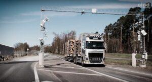 Cind и Timbeter объединились для совершенствования портального измерения объема древесины на лесовозах.