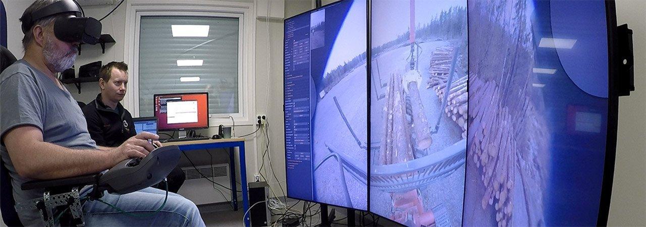 You are currently viewing Свеаског тестирует форвардеры с дистанционным управлением