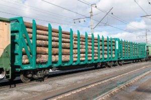 Российский рынок ж/д перевозок лесных грузов в 1-м полугодии 2020 года