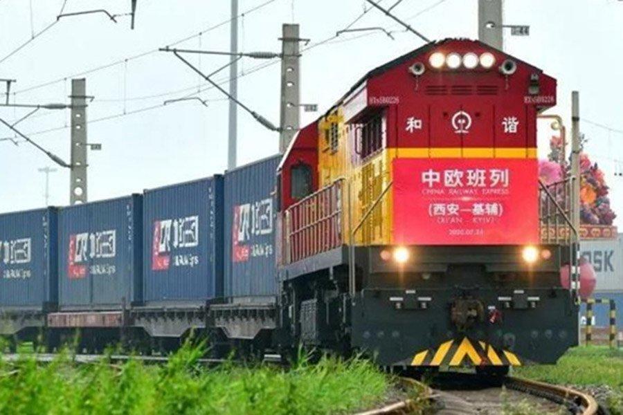 You are currently viewing Запущен экспресс-поезд CHINA RAILWAY: Сиань-Киев