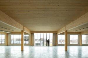 Австрия: правительство поддерживает строительство деревянных домов на 60 млн евро
