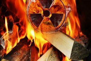 Радиоактивный пепел: в печи латвийцев загружают дрова из зоны Чернобыльской АЭС