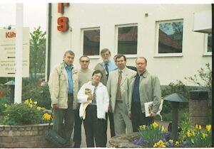 Торговля и рынок древесины в Украине, глазами разработчиков украинско-шведского лесного проекта (2005)