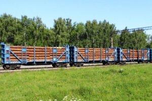 85 процентов перевозок лесопродукции в Китай обеспечивается железнодорожным транспортом