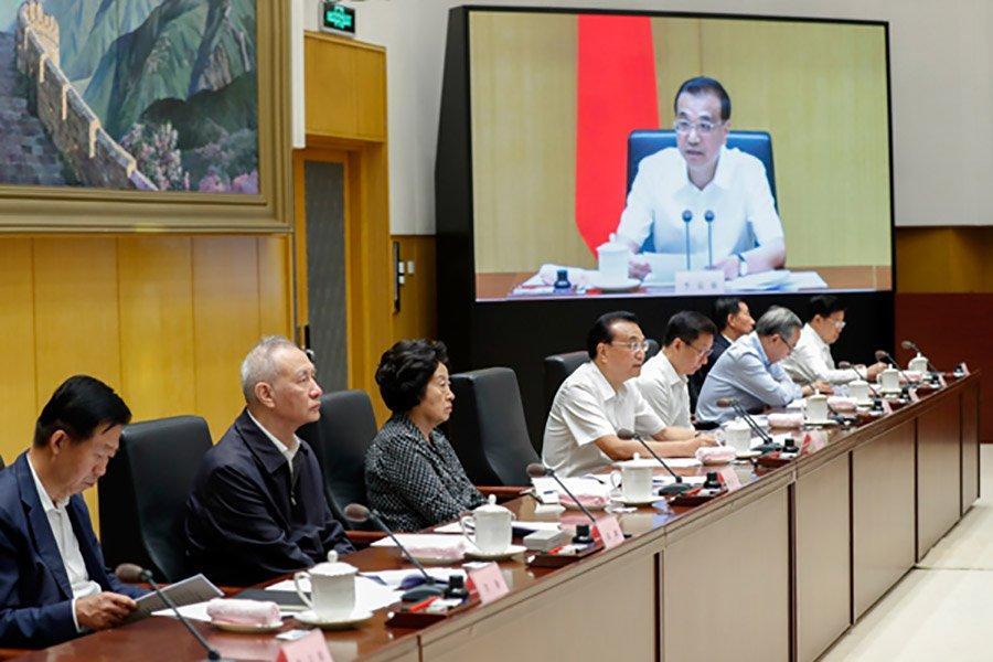 Ли обещает улучшить деловой климат