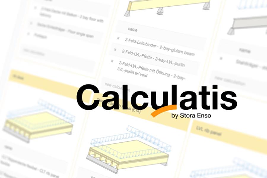 You are currently viewing Цифровой дизайн древесины с помощью Calculatis — древний строительный материал соприкасается с инновационным программным обеспечением