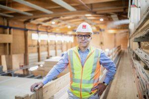 Read more about the article Кремниевая долина уступает в борьбе с изменением климата европейским строительным технологиям из массивной древесины