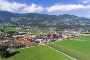 Альтернативная площадка для заводов Binderholz в Польше