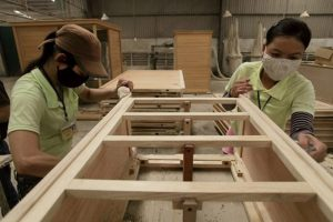 Ожидается, что в этом году Вьетнам достигнет цели по экспорту древесины и изделий из дерева