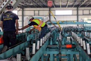 Строительство первого завода по производству поперечно-клееной древесины в Онтарио близится к завершению
