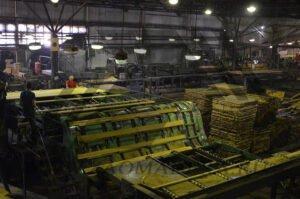 Сибирская Мадера инвестирует в систему сортировки пиломатериалов