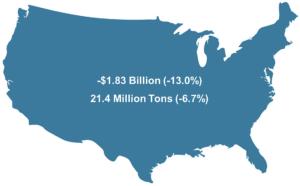 Влияние COVID-19 на цепочку поставок древесины в Америке