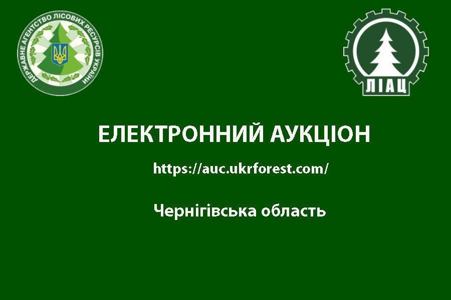 You are currently viewing Электронный аукцион по реализации круглых лесоматериалов хвойных пород по Черниговской области