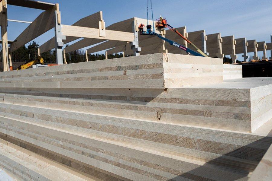 Stora Enso построит свой четвертый завод CLT в Ждиреце