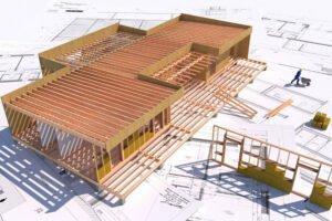 В 2021 г. в России будут разработаны три новых Свода Правил для деревянного домостроения
