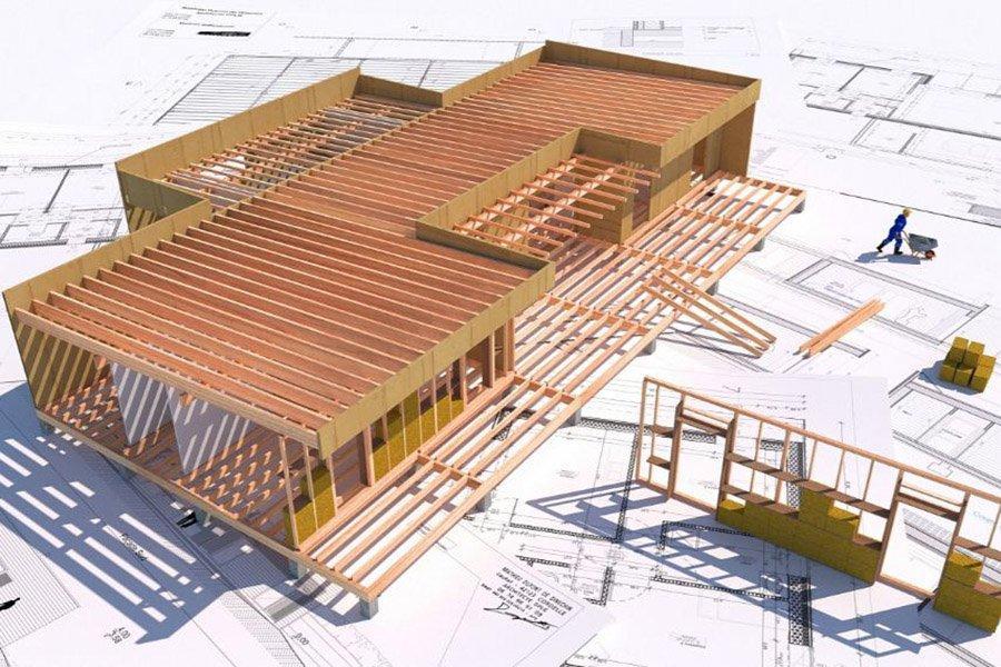 You are currently viewing В 2021 г. в России будут разработаны три новых Свода Правил для деревянного домостроения