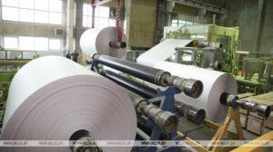 Производство бумаги и картона в Беларуси за 2021-2025 годы планируют увеличить в 2,1 раза