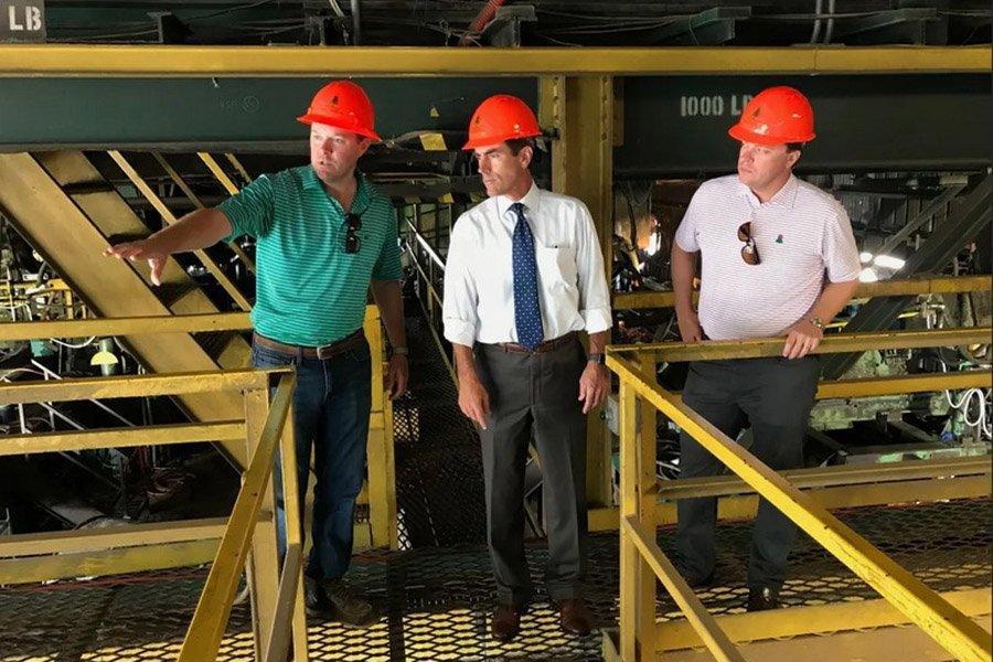 Производитель южной желтой сосны Vicksburg инвестирует 40 миллионов долларов и добавляет 60 рабочих мест