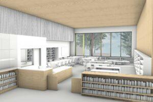 Kalesnikoff в трех крупных канадских проектах по строительству из массивной древесины CLT