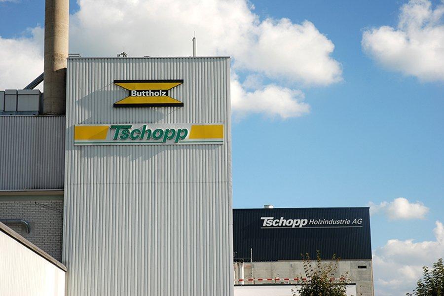 Tschopp строит новый лесопильный завод за 75 миллионов швейцарских франков